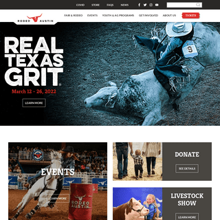 Rodeo Austin - Real Texas Grit