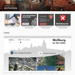 Landingpage - Herzlich Willkommen auf den Internetseiten der Stadt Weilburg Perle an der Lahn, Hessen