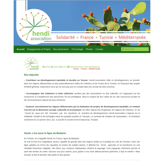 H.E.N.D.I. Association - Habitat.Emploi.Nature.Développement des Initiatives