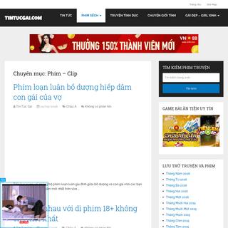 Phim – Clip - Tintucgai.com