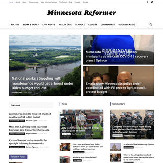 Home - Minnesota Reformer