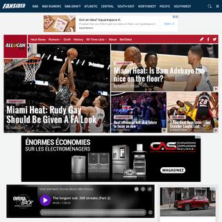Miami Heat News & Fan Community - All U Can Heat