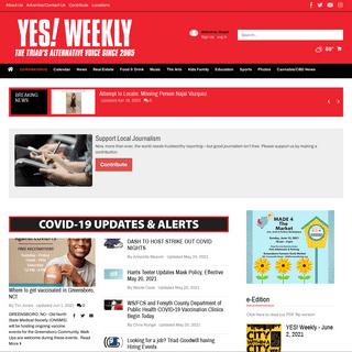 yesweekly.com