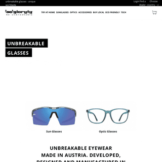 gloryfy unbreakable eyewear - Official Shop