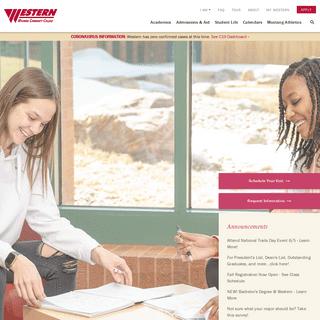 Western Wyoming Community College - Rock Springs, WY