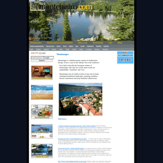 Montenegro Holiday Deals- Hotels & Private Accommodation - Rent a Car