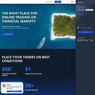 The Most Innovative Trading Platform - Pocket Option
