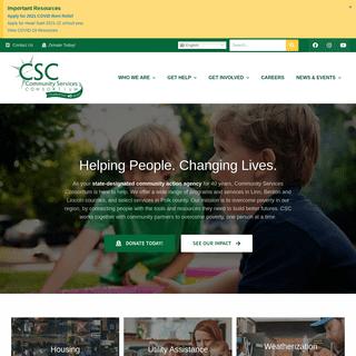 Community Services Consortium - Serving Linn, Benton & Lincoln Counties
