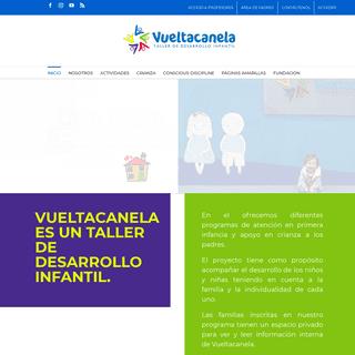 Home - Vueltacanela