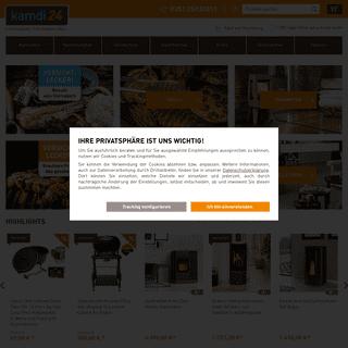 Kamin Shop – Kamin Fachhandel - kamdi24
