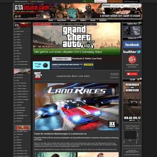 GTAvision.com - Grand Theft Auto News, Downloads, Community and more...