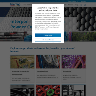 Interpon - Homepage