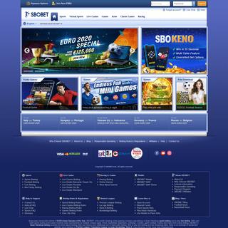 Asian Handicap Betting- Sports Betting by SBOBET