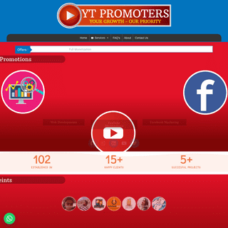 Main - YT Promoters