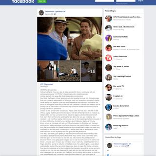 Telenovela Updates GH - Facebook