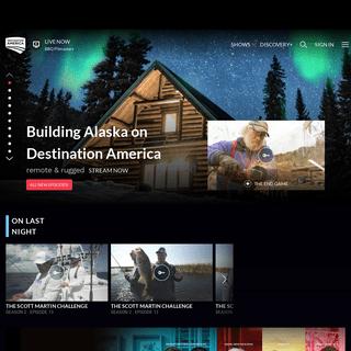 Destination America - Official Site
