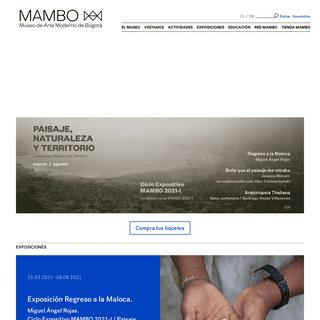 Home - MAMBO