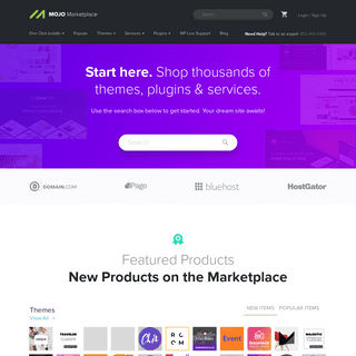 MOJO Marketplace - Website Themes, Services, Plugins & Support