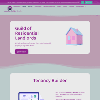 Home Page April 2021 - GRL Landlord Association