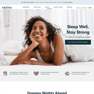 Keetsa - Best Mattress, Bed Frame & Bedding w- Free Shipping – KEETSA