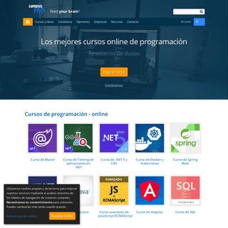 campusMVP - Cursos online de programación