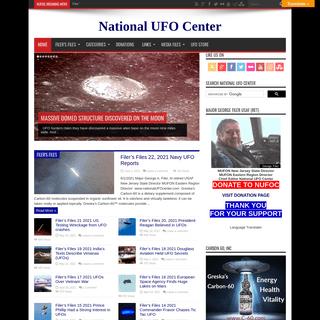 National UFO Center