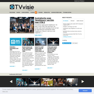 A complete backup of https://tvvisie.be