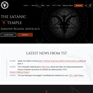 The Satanic Temple - Official website