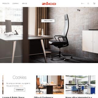 Züco – Swiss Design Manufacturer for high-end office seating furniture