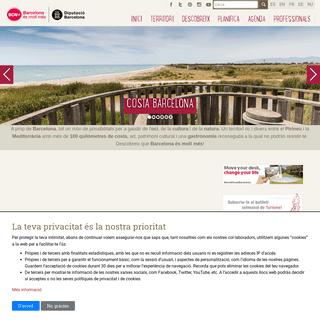 Turisme i agenda a prop de Barcelona - Barcelonaesmoltmes.cat