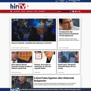 Hír TV - Hír TV