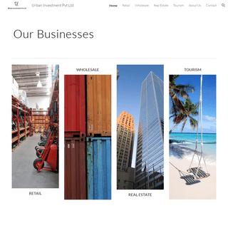 Urban Investment Pvt Ltd