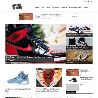 Modern Notoriety - Streetwear, Sneaker News and Release Dates