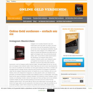Online Geld verdienen ++ Top 5 Bestseller ++ Testsieger ++ Vergleich