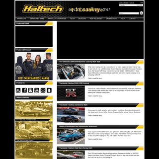 Haltech - Unlock The Power!