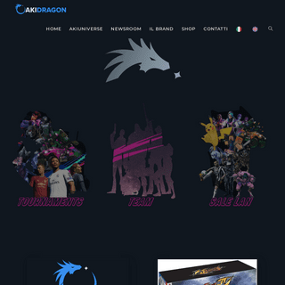 Akidragon – Akidragon