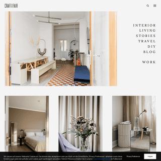 craftifair - Interiorblog aus Köln