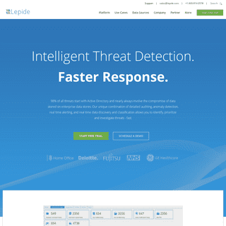 Lepide - Detect Insider Threats and Prevent Data Breaches