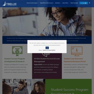 Student Loan Borrower Repayment, Student Success - Trellis Company
