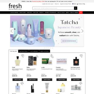 Fresh™ Fragrances & Cosmetics Australia - Discount cosmetics, skincare & perfume store
