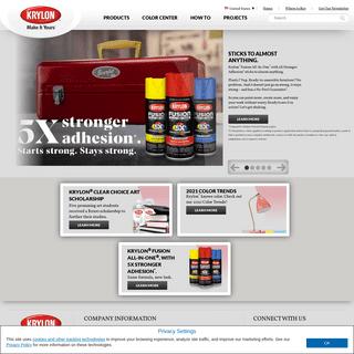 Spray Paint - DIY, Craft & Professional Spray Paint Products - Krylon