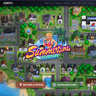 Summertime Saga - Home