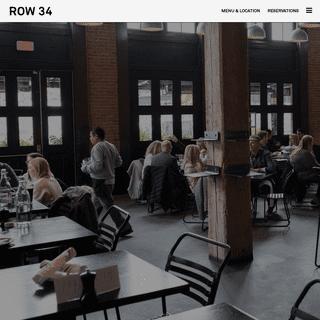 ROW 34 - Home
