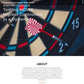 LiteSpeed Technologies Web Server