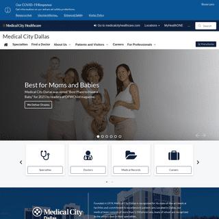 Medical City Dallas - Medical City Healthcare