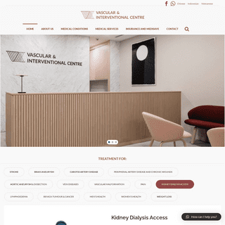 Home - Vascular & Interventional Centre
