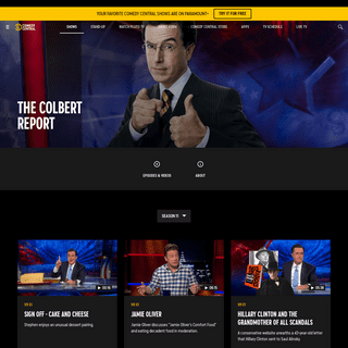 The Colbert Report - Season 11 - TV Series - Comedy Central US