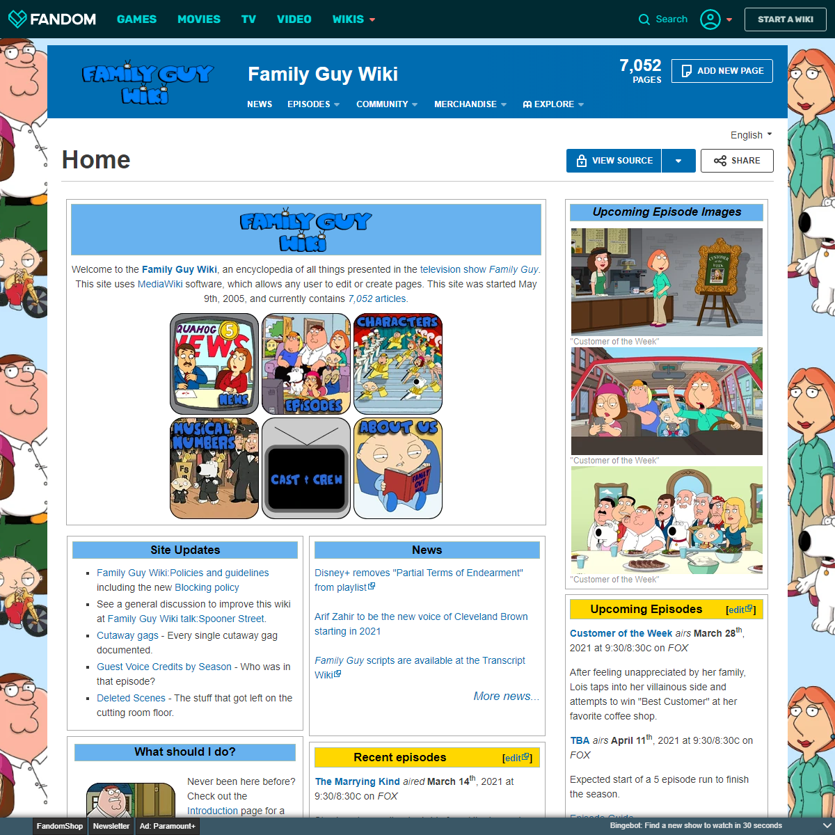 Family Guy Wiki - Fandom