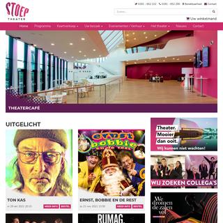 Home - Theater de Stoep, Spijkenisse