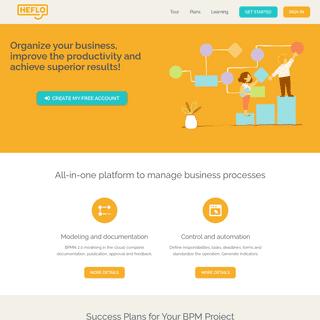 HEFLO BPM - Business Process Management